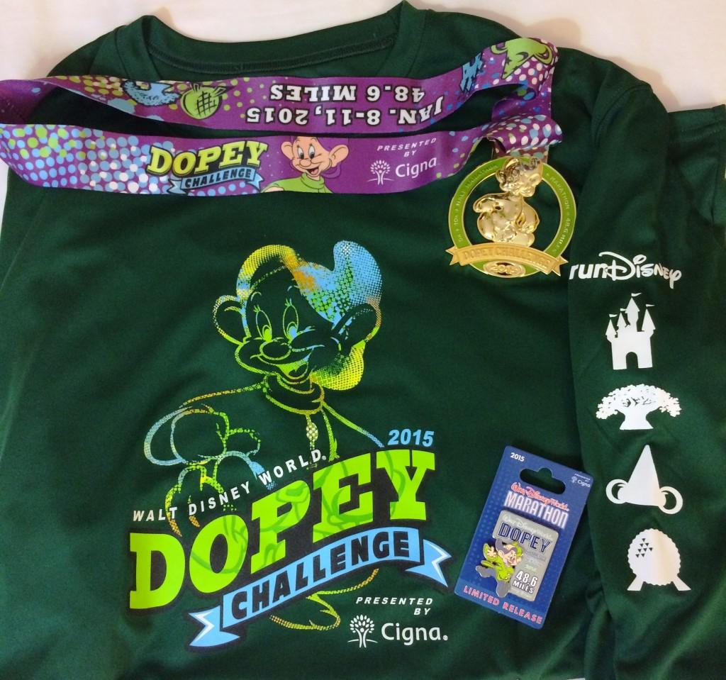 Dopey Challenge 2015