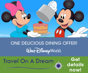One Delicious Dining Offer