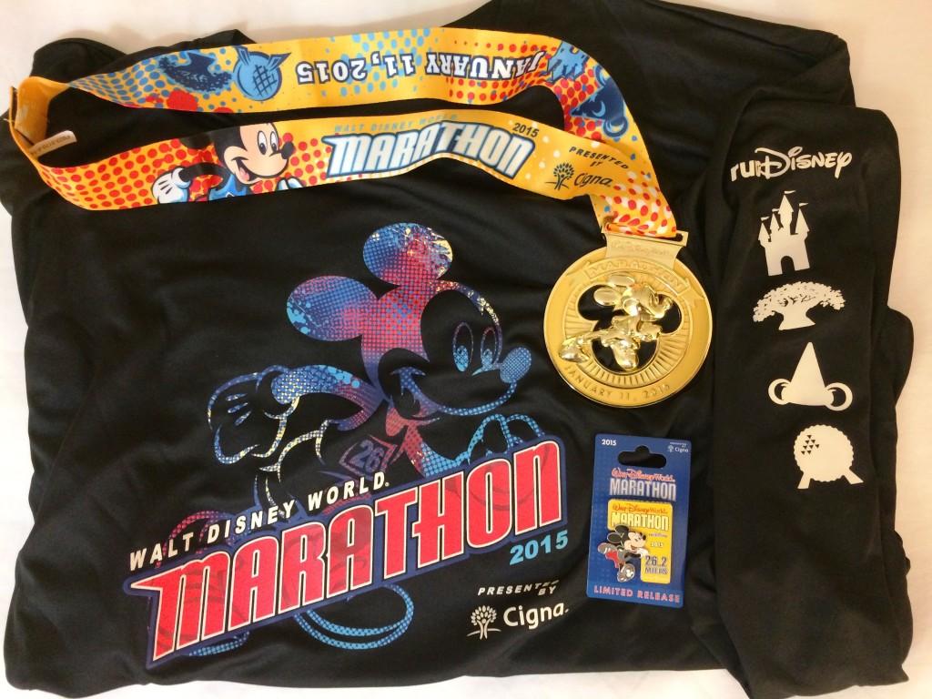Mickey Marathon 2015